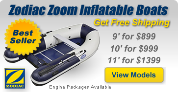 What size motor for Zodiac Cadet 310s - iboats Boating Forums